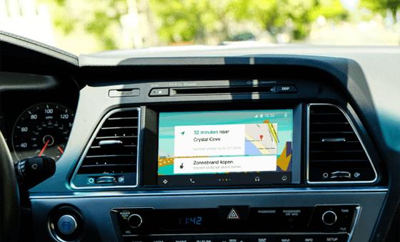 Android Auto Infotainmentsysteem