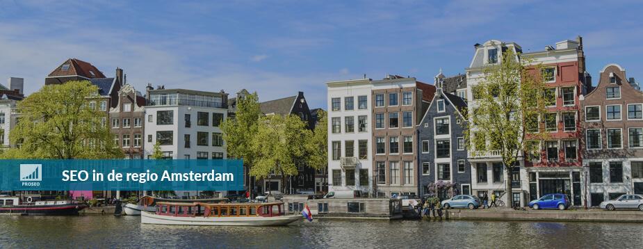 SEO bedrijf Amsterdam