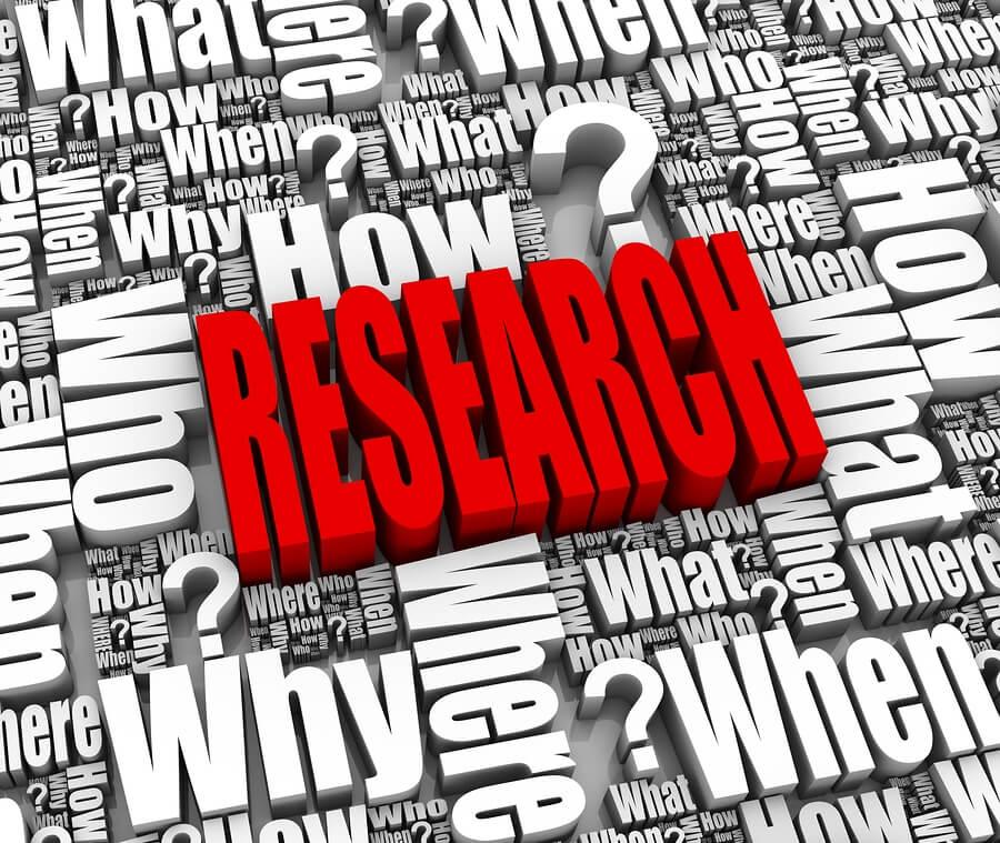 Infographics met Google's Databoard voor Research Insights
