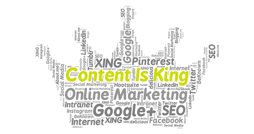 Content marketing en content optimalisatie
