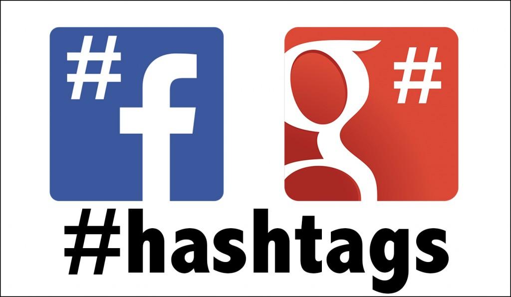 hashtags zakelijk gebruiken facebook google
