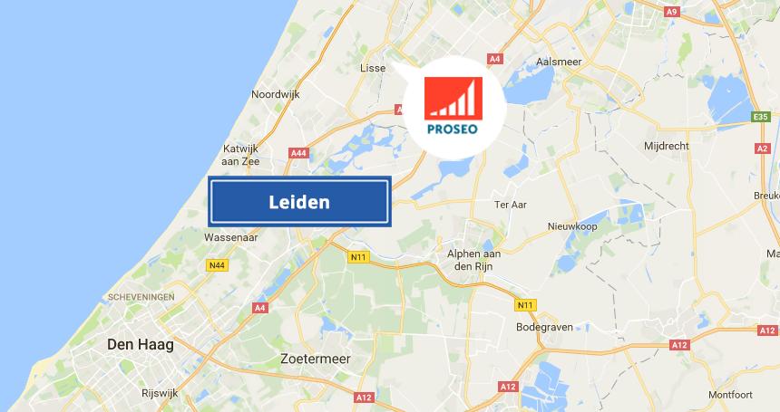 SEO Leiden bedrijf
